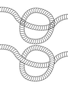 Drawing Rope in Illustrator. - Graphic Design Forum