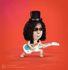 Lucas Savelli: Baby Slash