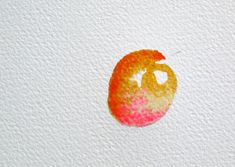 optimisation-pas-a-pas-aquarelle-astuce-ombre-03 Easy Watercolor, Simple Subject, Painting Tutorials, Watercolors, Drawing Drawing