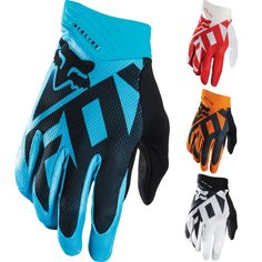 Fox Racing Shiv Airline Mens Off Road Dirt Bike Motocross Gloves