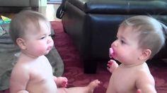Buenas noches amigos | Funny babies | Cute