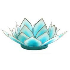 Dahlia Small - Aquamarine