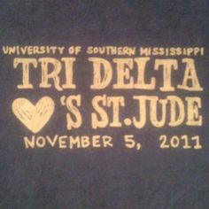 Phi epsilon loves our St. Jude Babies :))---Designed by Shannon Langlinais