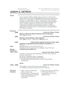For Kitchen Manager 3 Resume Templates Pinterest Sample Resume