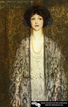 La Donna (also known as Mi Velata)  Phillip Leslie Hale