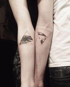 Brother-Sister Tattoos | POPSUGAR Love & Sex