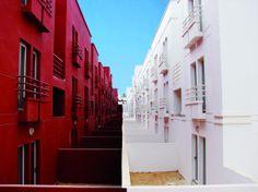 Residence de la Paix in Dakar, Senegal  |  Ricardo Bofill Taller de Arquitectura  |  Archinect