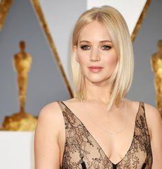 Jennifer Lawrence aux Oscars 2016
