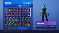 Fortnite Account With Renegade Raider OG Skull Trooper Season 1 Revenge Season 1, Pyssla Pokemon, Ghoul Trooper, League Of Legends Game, Epic Games Fortnite, Honor Guard, Game Codes, Set Game, Dragon Knight