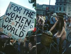 For the women of the world