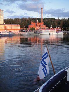 Lahti, Finland Lahden satama, Lahti harbor