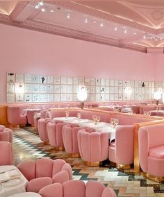 The most Instagrammable restaurants in London (necessary for your next trip!)