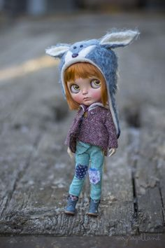 https://flic.kr/p/HiJeo2 | Custom #14 - Annag (Trade) | This girl came to me already being all cute! She's an RBL, Primadolly Aubrey, she's a trade I did with Sandra Mónica Vale Efigénio so she will be traveling to Portugal! More pictures to come as I was running out of time tonight! It's been my pleasure and an honor to customize a girl for one of my favorite customizers ever! Hope you love her!