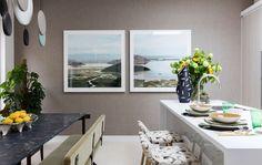 kitchen | artwork | Cleveland Court Mews, St. James's | Studio Ashby