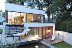 Biotop Hamburg german architectural firm lynx architecture designed the br