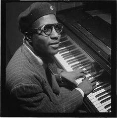 Thelonious Monk - Oct.10, 1917 - Feb. 17, 1982 Piano