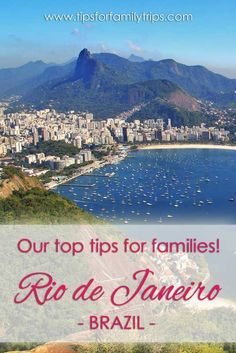 Our top tips for visiting Rio de Janeiro, Brazil with kids | tipsforfamilytrips.com | 2016 Olympics | Brasil | South America