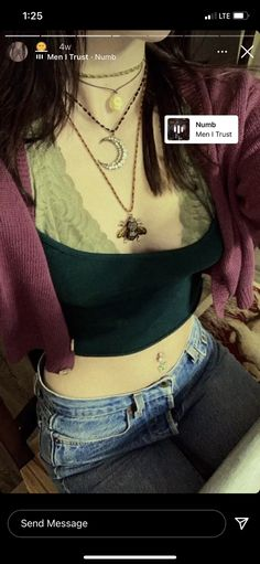 Swag Girl Style, Girl Swag, My Style, 2000s Fashion, Girl Fashion, Fashion Outfits, Grunge Outfits, Clothing Items, Aesthetic Clothes