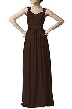 ORIENT BRIDE Lace Appliques Bridesmaid Dress See Through Wedding Party Dress Chiffon Prom Dress(Silver. Grey) Size 2 US Chocolate ORIENT BRIDE http://www.amazon.com/dp/B012BZ49MQ/ref=cm_sw_r_pi_dp_DvwWvb1HSBP56