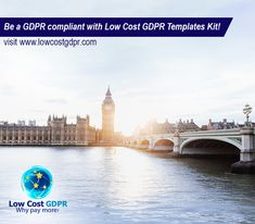 Gdpr Compliance, General Data Protection Regulation, Privacy Policy, Big Ben, Taj Mahal, How To Apply, Kit, Templates, London
