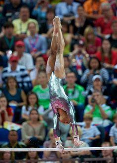 Gabby Douglas - Uneven Bars Final