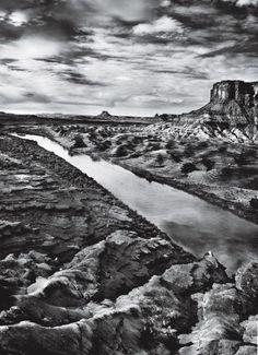 Sebastião Salgado's Photos from Grand Canyon, Bryce Canyon, Arches, Canyonlands, Zion, Moument Valley National Parks  :  Condé Nast Traveler