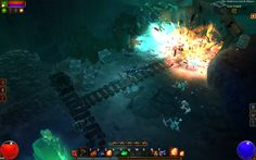 Torchlight 2 [action rpg] http://www.torchlight2game.com/