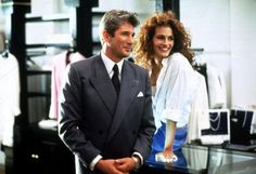 Richard Gere, Julia Roberts - Pretty Woman