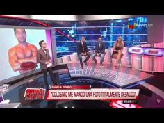 Pamela Pombo acusa a Colosimo de acosarla