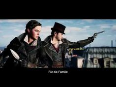Assassin's Creed Syndicate PS4, XBOX ONE, PC Jetzt kaufen! http://www.gamersheaven.de/assassins-creed-syndicate