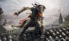 Ubisoft'un merakla beklenen aksiyon oyunlarından Assassin's Creed Unity, 13 Kasım itibari ile raflardaki yerini alarak yüz binlerce takipçisi ile buluşmaya hazırlanmakta  Oyunun Playstation 4 sürümünden kaydedildiği iddia edilen görüntülerin iki gün önce paylaşıma açılmasından sonra şimdi de yedi dakikalık oldukça detaylı bir oyun içi video daha ortaya çıkmış durumda http://sanalsaray.com/2014/11/15/assassins-creed-unitynin-yedi-dakikalik-