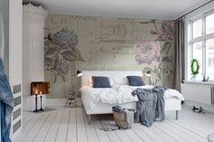 Hey, look at this wallpaper from Rebel Walls, Floréal! #rebelwalls #wallpaper #wallmurals