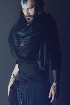 """etherax: """" Photography by Julie Marie Gene Goblin Model: Morgan Dubois Ear plugs: Oaks """""""