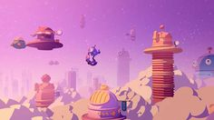 Gummy Gas Crisis tells the story of a space gasman, Ed, who must overcome various obstacles in order to save his hometown. In this adventure, the mayor of the city asks Ed to fix a…
