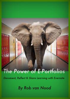 Using Evernote for student portfolios