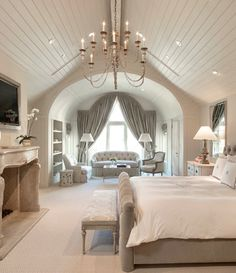 50 Luxury Bedroom Design Ideas that you Definitely want for your Dream Home - roomiet. - 50 Luxury Bedroom Design Ideas that you Definitely want for your Dream Home 50 Luxury Bedroom Design Ideas that you Definitely want for your Dream Home Design # - Dream Rooms, Dream Bedroom, Home Bedroom, Modern Bedroom, Bedroom Decor, Bedroom Ideas, Contemporary Bedroom, Bedroom Romantic, Bedroom Seating