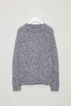 COS | Two-tone cashmere jumper