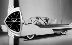 Richard-arbib-Ford-FX-Atmos-1954-x-hamilton-ventura...Does your timepiece match your car?