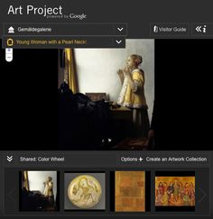 for artwork filtered by color Google Art Project, Art Projects, Project Ideas, Art Google, Culture, Education, Artwork, Art Ideas, Students