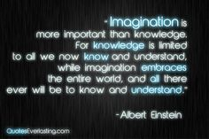 Athlete hookup reality vs imagination quotes einstein