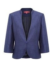Blue Occasion Jacket The price is £59.00.