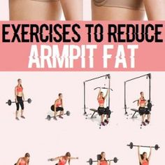 Effective Exercises to Reduce Armpit Fat