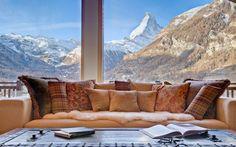 grace home design   architecture : Luxury Ski Chalet Chalet Grace Zermatt Switzerland ...