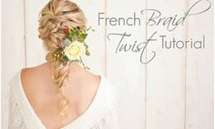 [tps_header]Is a braided crown hairstyle a look you want to try? Do you think a perfect braided crown hairstyle is too difficult for you to do on your own? With the specific step by step tutorials featured here, for b...