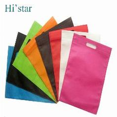 [ 30% OFF ] 40*50 Cm 20Pcs/lot 2015 New Wholesales Reusable Bags Non Woven /shopping Bags/ Promotional Bags