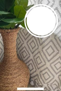 Your living room or bedroom might be missing this and you don't even realize it. Don't decorate another room without adding this! Decorating Small Spaces, Home Decor Styles, Home Interior Design, Living Room Furniture, Room Decor, Vase, Texture, Bedroom, Tips