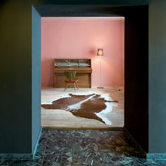 PolyChro® Le Corbusier by Keim Le Corbusier, Beautiful Interiors, Colorful Interiors, Home Design Decor, House Design, Pantone, Decoration Originale, Wall Paint Colors, Space Architecture