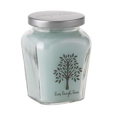Crisp Cotton fragrance freshens every room in your home with a clean scent.