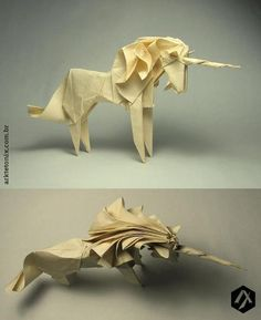 Need to remember the idea this gave me. Origami Lotus Flower, Origami Love, Origami Design, Origami Stars, Origami Paper Art, Paper Crafts, Diy Crafts, Paper Animals, Origami Animals
