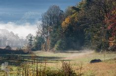 In Search of Autumn The new portfolio with photos from the southern and south-eastern USA